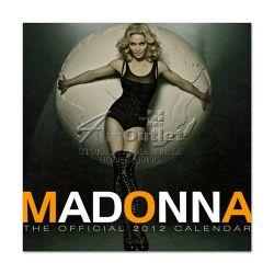 РАЗПРОДАЖБА! MADONNA Официален 2012 календар за UK