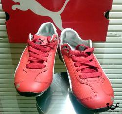 PUMA Спортни обувки (маратонки), Модел: Millennius SF Jr