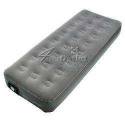 Единично надуваемо легло (матрак) с вградена помпа