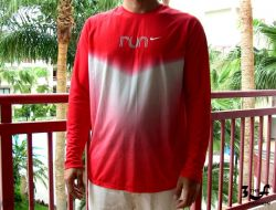 Nike Men's Running Collection: 237148 Спортна фланела