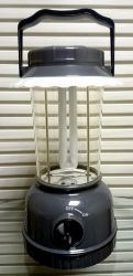 TESCO Rechargeable Lantern Презареждаем фенер за къмпинг