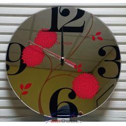 JONES & Co. Mya Mirror Clock Стенен часовник, огледален