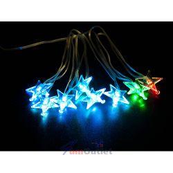 USB Коледна украса с LED светлини