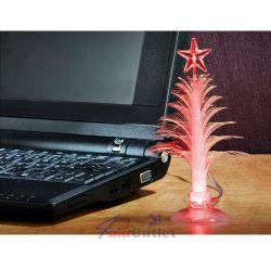 USB Коледно дръвче с LED светлини