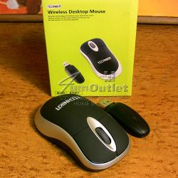 TECHNIKA Wireless Desкtop Mouse Безжична мишка