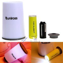 UNIROSS 2-in-1 Night Lamp & Torch Нощна лампа и фенерче 2-в-1