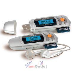 TrekStor i.Beat Drive 2.0 MP3 Плейър, диктофон