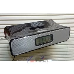 TECHNIKA Clock Radio for iPod Радио-часовник с док за iPod
