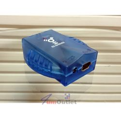 3 PORT IEEE-1394 Repeater (Hub) Концентратор (хъб) за Firewire устройства