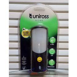 UNIROSS LED Classic Фенер, класически, 8 LED