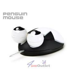 SATZUMA Penguin USB Mouse Мишка