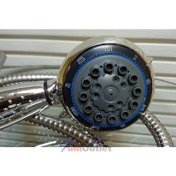 Комплект  за баня - ръчен душ, тръбна поставка и шлаух