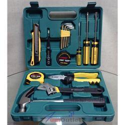 Инструменти, комплект в куфарче, 11 части, вариант