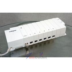 LABGEAR MSA262 Distribution Amplifier Разпределителна кутия с усилвател за телевизия