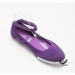 NIKE Спортни обувки (снийкъри) 429888 Tenkay Purple/Blue