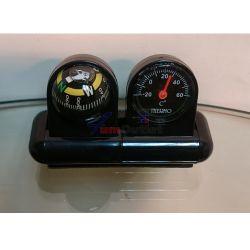 Компас и термометър за автомобил