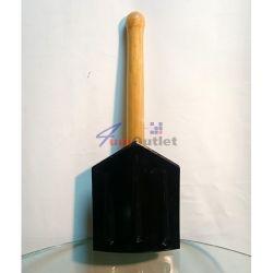 Сгъваема лопата/мотичка за къмпинг и туризъм