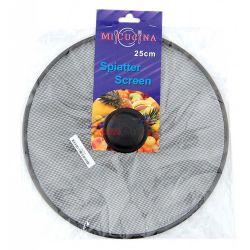 Мрежест капак против пръски (за покриване на тиган), 25 см.