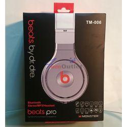 BEATS PRO by Dr. Dre Bluetooth Headset Безжични блутут слушалки