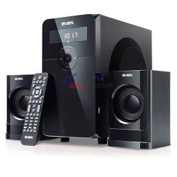 SVEN MS-2000 2.1 Звукова система с радио и MP3 плейър