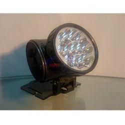 Челник (лампа за глава), акумулаторен, 13LED