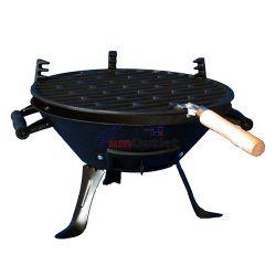 Cast Iron BBQ Барбекю, чугун, 30 см. скара