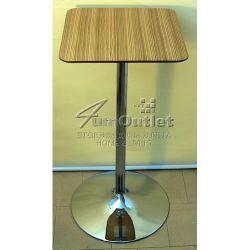 "ZEBRANO BAR TABLE: Бар-маса, модел ""Зебрано"""