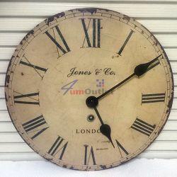Jones & Co. London Vintage Clock Стенен винтидж часовник