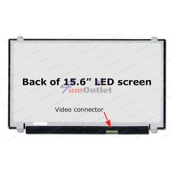 N156BGE-L31 Rev.C2 LED HD Display Screen Матрица (дисплей) за лаптоп