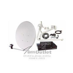 Labgear Complete HD Satellite Kit: Пълен HD сателитен комплект