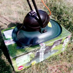 Power Force 1000W Electric Hover Mower Електрическа тревна косачка