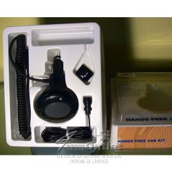 HTC-1000 Plug&Play Handsfree Car Kit Хендсфри комплект за автомобил