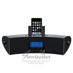 TECHNIKA Dock for iPod with FM Radio УКВ радио с док за iPod