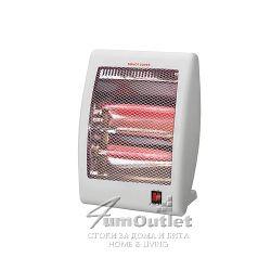 Кварцов отоплителен уред (електрическа печка)