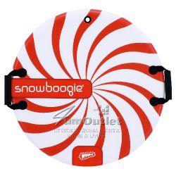 "SNOW BOOGIE Air Disc 25"" Sledge Зимна шейна ""Летяща чиния"""