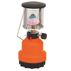 Газова къмпинг лампа (петромакс) с пиезо-запалка